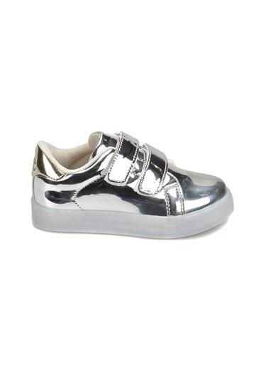 Gigi Ayakkabı Gümüş